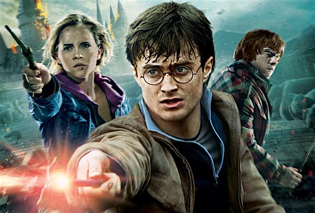 Harry potter Safety